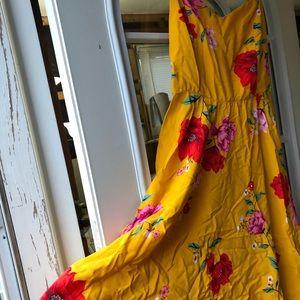 Old Navy Flower Dress 🌼✨